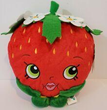 "Shopkins - 11"" Plush/Stuffed Animal - Strawberry Kiss - New with Tags"