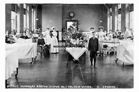 pt4242 - Ashton under Lyne ,District Infirmary No 1 Holden Ward - photograph 6x4