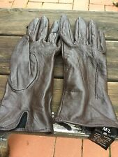 Ladies Leather Gloves Royal Class M/L