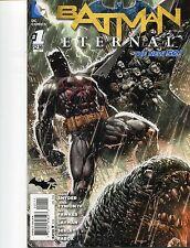 BATMAN ETERNAL #1-24 - ANDY KUBERT COVER - SCOTT SNYDER STORY - 2014