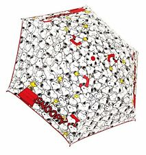 Peanuts Snoopy Folding Umbrella 90099 From Japan