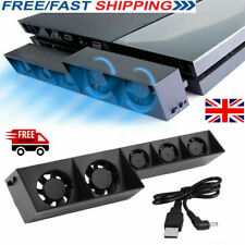 PS4 External Super Cooling Fan - Turbo Cooler USB Fan for Playstation Normal PS4