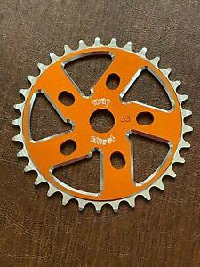 Snap BMX Products Chainwheel - Stellar 33t Burnt Orange