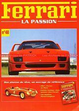 FERRARI F40 GT 250 GTO 275 GTB Ingrid BERGMAN BOUVARD Johnny HALLIDAY  Photos 48