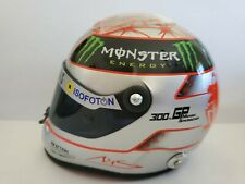 Michael Schumacher | MINI HELMET - 1:2 - CASQUES  - 2012 300th GP