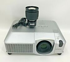 Hitachi CP-SX635 Multimedia LCD Silver Projector - 4520 Lamp Hours / READ #3xor9