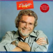 """LEW DeWITT """"On My Own"""" (Statler Bros.) RARE NEW FACTORY SEALED 1985 Compleat LP"""