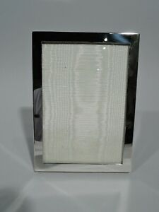 Cartier Frame - 423 - Picture Photo Modern - American Sterling Silver