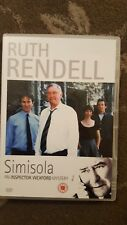 RUTH RENDELL SIMISOLA DVD INSPECTOR WEXFORD MYSTERY