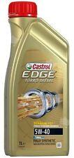 4 LITRI CASTROL EDGE 5W-40 TURBO DIESEL
