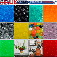 2500 Water Beads Gel Crystal Wedding Table Decor Centerpiece Vase Plant Filler