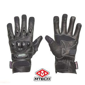MTECH Motorbike Summer gloves Mesh Gloves Leather Summer  Gloves Perforated