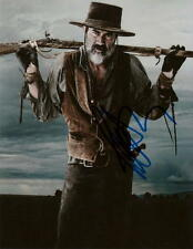 JEFFREY DEAN MORGAN.. Texas Rising's Deaf Smith (Western) SIGNED
