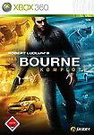 Robert Ludlum´s Das Bourne Komplott Xbox 360, DVD-Box NEUWERTIG USK 18