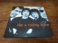 ROLLING STONES - CD collector 2T / 2 track promo CD !!! LIKE A ROLLING STONE !!!