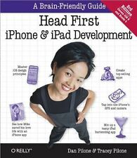 Head First iPhone and iPad Development: A Learner's Guide to Creating...