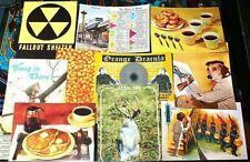 "Orange Dracula Postcard pen-pal pack - 10 random ""worlds tackiest postcards"""