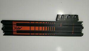 "AFX Tomy 15"" Terminal Track 1pc Aurora AW Auto World HO"