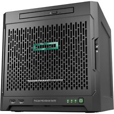 HP ProLiant MicroServer Gen10 Ultra Micro Tower Server - 1 x AMD Opteron X3216 D