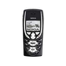 TELEFONO CELLULARE NOKIA 8310 BLACK NERO GSM PICCOLO LEGGERO TOP QUALITY-