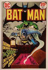 "Batman #252 (DC 1973) VF+ ""The Spook's Master Stroke!""  HIGH GRADE!"