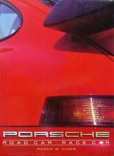 Porsche - Road Car, Race Car - HC w/DJ 1st PRINT 1991