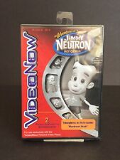 "Video Now Jimmy Neutron Boy Genious ""Sleepless in Retroville"" Brand New Sealed"