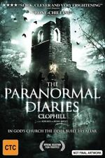 The Paranormal Diaries - Clophill (DVD, 2014)