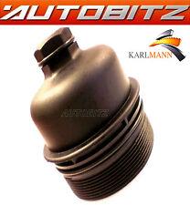 Si adatta Ford Fiesta 1.4 1.6 TDCi 2001 > Alloggiamento Filtro Dell'olio Tappo Coperchio Superiore