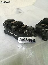 SUZUKI GSXR 1300 HAYABUSA GEN 2 FRONT BRAKE CALIPERS OEM  LOT31  31S3442 - M560