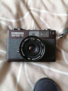 CHINON 35 EE-II 35MM VINTAGE FILM CAMERA (WORKING)