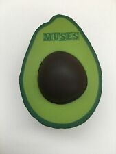 Krewe of Muses Mardi Gras New Orleans Avocado Stress Ball New!