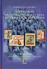 Edifil catalogus Spanje Burgeroorlog I catalogue Spain Spanien Guerra Civil War