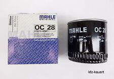 Mahle Ölfilter passend für Porsche 914-4 1,7 1,8 2,0 912E