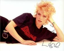KIM WILDE signed autographed photo
