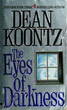The Eyes Of Darkness 1981 By Dean Koontz Virus Outbreak