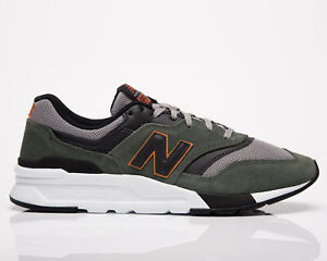 New Balance 997H Men's Celadon Casual Shoes Lifestyle Lace Up Logo Sneakers