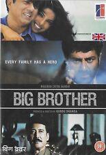 BIG BROTHER - SUNNY DEOL - PRIYANKA CHOPRA - DANNY DENZONGPA - NEW BOLLYWOOD DVD