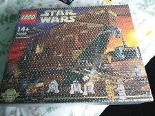 LEGO STAR WARS UCS Sandcrawler 75059 in Nuovo di zecca fabbrica SIGILLATO BOX-RITIRATO