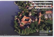 Norddeutsche KLÖSTER IN MECKLENBURG & VOR-POMMERN. Kirchen, Klosterstätten. Buch