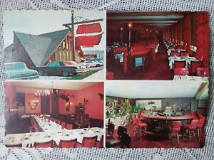Milwaukee Wisconsin, Steak Knife Restaurant And Cocktail Lounge, Postcard