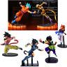 Dragon Ball Z Super Saiyan 4 Goku Gogeta Super Broli Frieza Figure FES vol.6 Toy