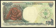 1992 Indonesia 500 Rupiah UNC Notes