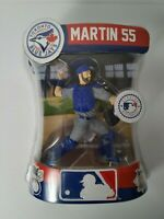 Russell Martin Toronto Blue Jays Imports Dragon MLB Baseball Action Figure 6""