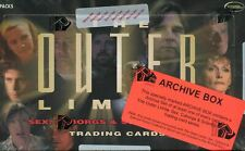 Outer Limits Sex, Cyborgs & Science Fiction Archive Card Box