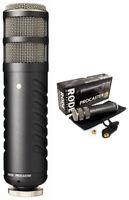 RODE Procaster Dynamisches Rundfunkmikrofon