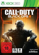 Call Of Duty: Black Ops III (Microsoft Xbox 360, 2015, DVD-Box)