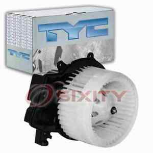 TYC Front HVAC Blower Motor for 2001-2005 Mercedes-Benz C240 Heating Air vm