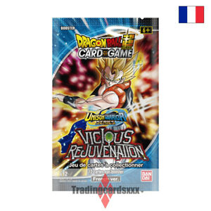 Dragon Ball Super Card Game - Booster B12 : Vicious Rejuvenation