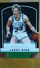 2012-13 Panini Larry Bird #190 Card